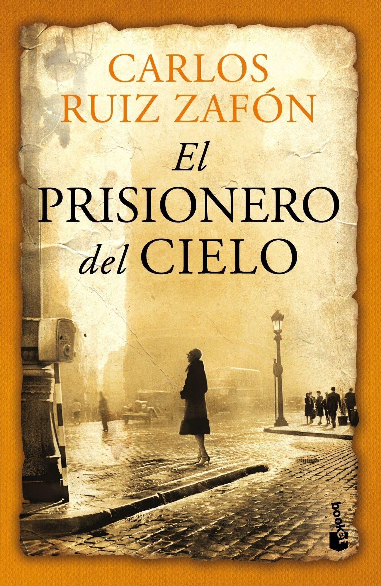 """El prisionero del cielo"""" por Carlos Ruiz Zafón – Lecturas de ..."""